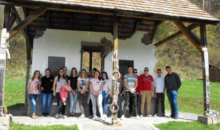 """Tanulóink Erdélyben jártak a """"Határtalanul"""" program jóvoltából."""